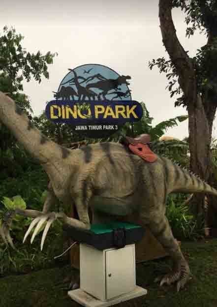 Tiket Masuk Dino Park Jatim 3 Terbaru Informasi Aktual Rp
