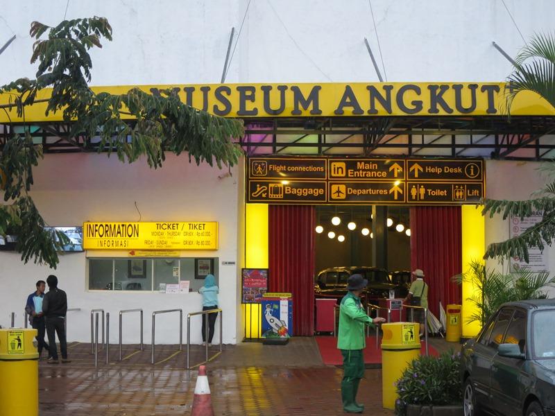 Batu Museum Angkut Pasar Apung Topeng Kingdom Kota