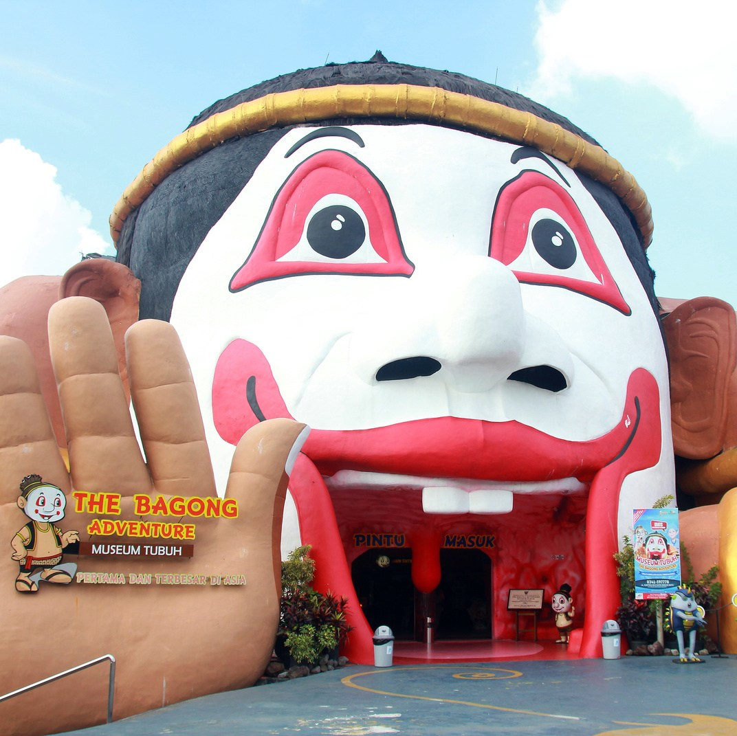 Empat Museum Batu Cocok Rekreasi Sembari Edukasi Topeng Kota