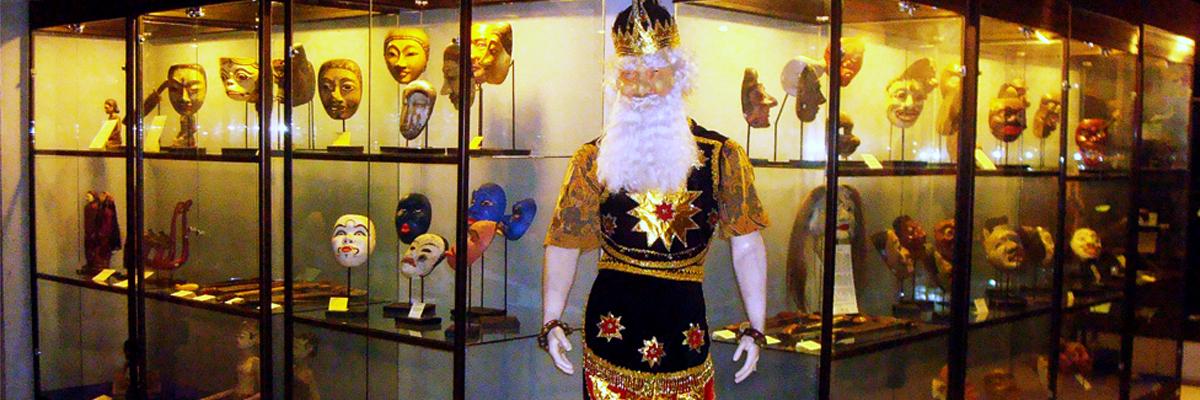 Indonesia Archipelago Adventure Museum Began Great Love Works Art Inheritance