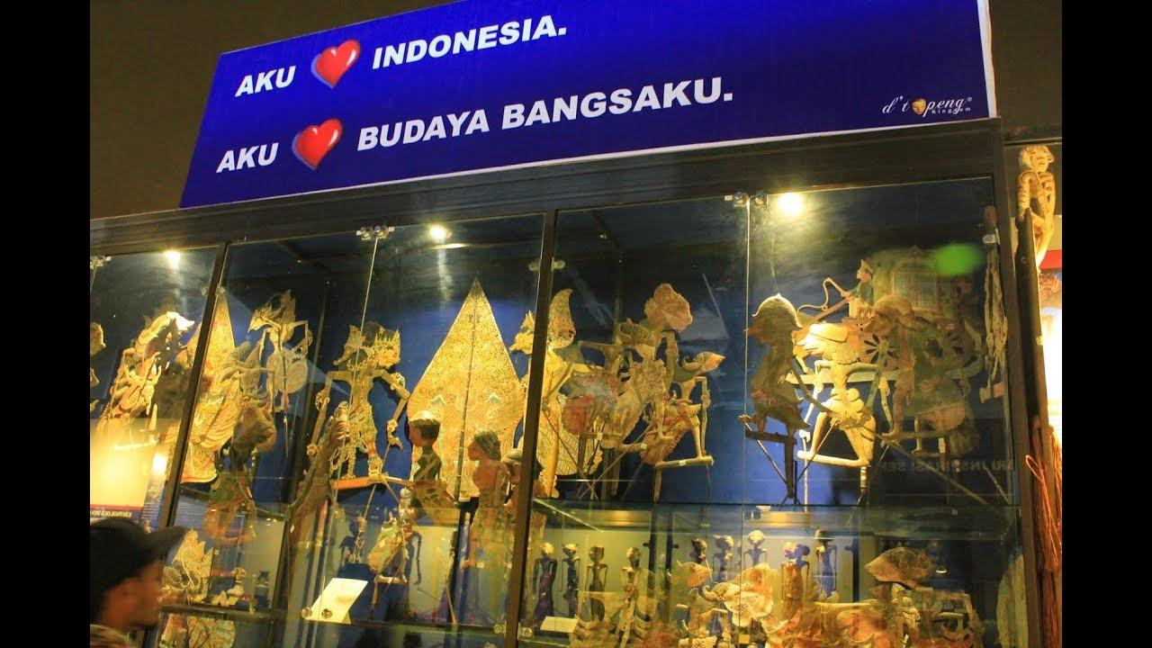 Indonesia Heritage Art Museum Budaya Tak Ambil Alih Negara Lain
