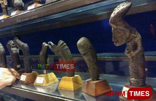 Jatim Park Group Koleksi Hulu Keris Museum Topeng Diincar Kolektor