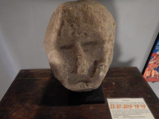 Live Performance Musik Keroncong Picture Topeng Kingdom Museum Batu Berusia