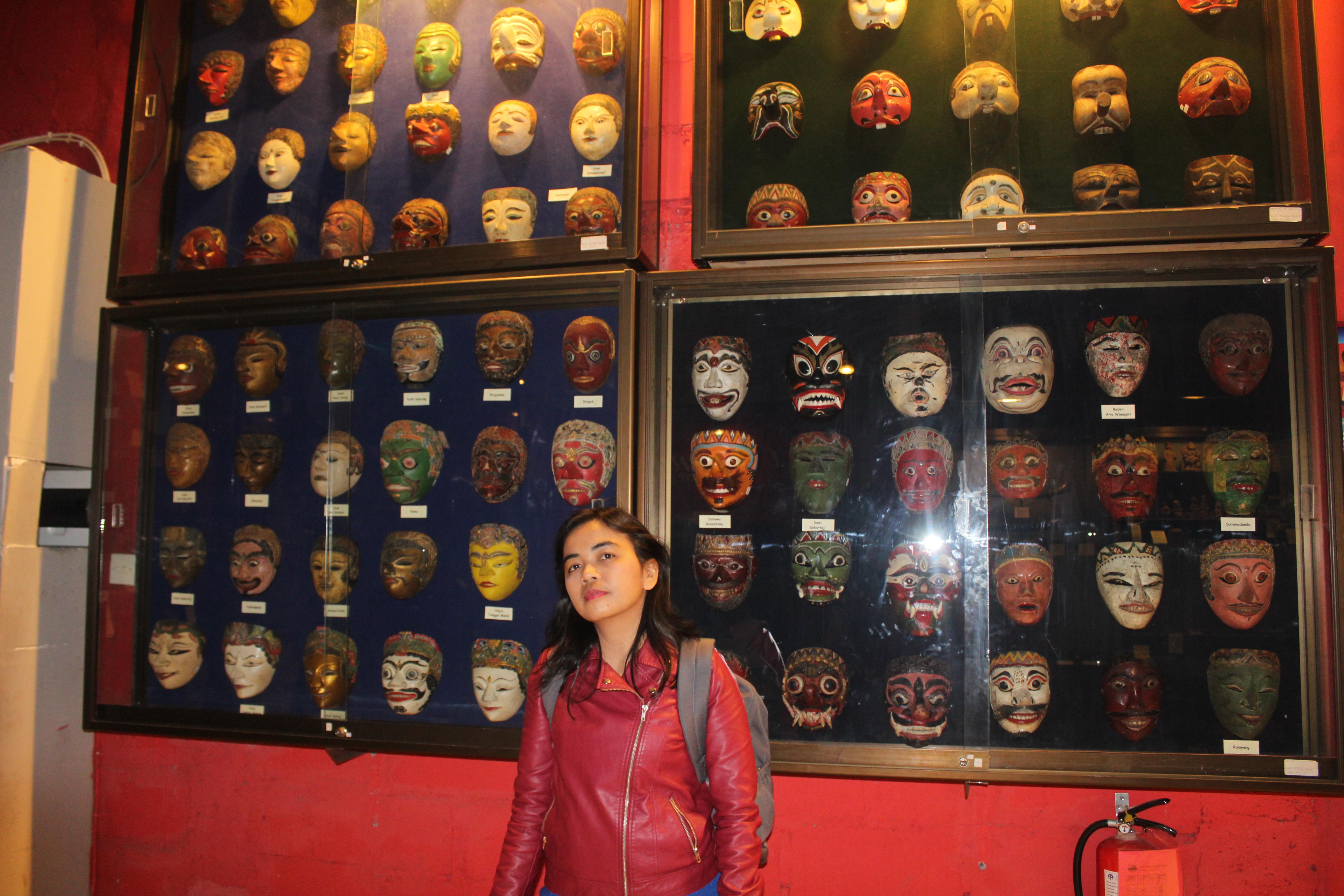 Museum Angkut Baterai Kamera Full Joeyz14 Topeng Tidak Terlalu Menikmati