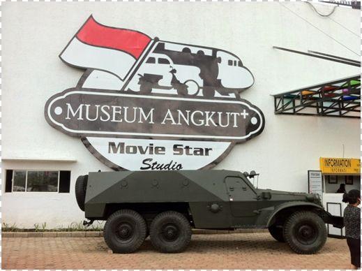 Museum Angkut Topeng Kingdom Strong Jelajah Persada Berada Kota Batu