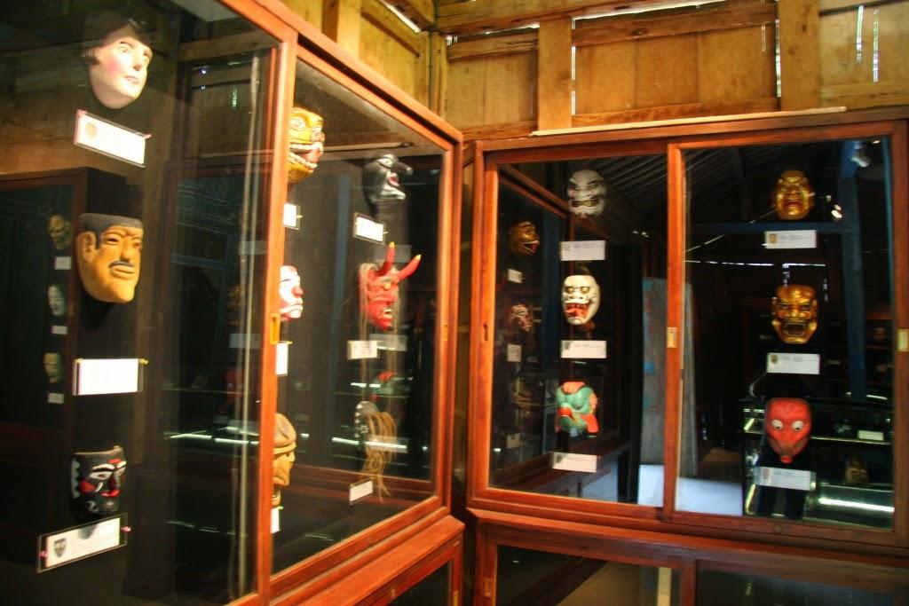 Museum Topeng Indonesia Panduan Wisata Keliling Dunia Kota Batu