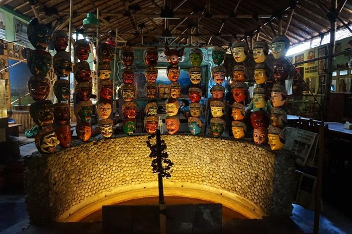 Museum Topeng Wajah Budaya Suku Indonesia Sportourism Id Kota Batu