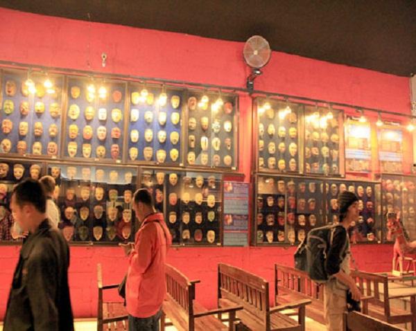 Ngalamsam Topeng Kingdom Museum Kota Batu