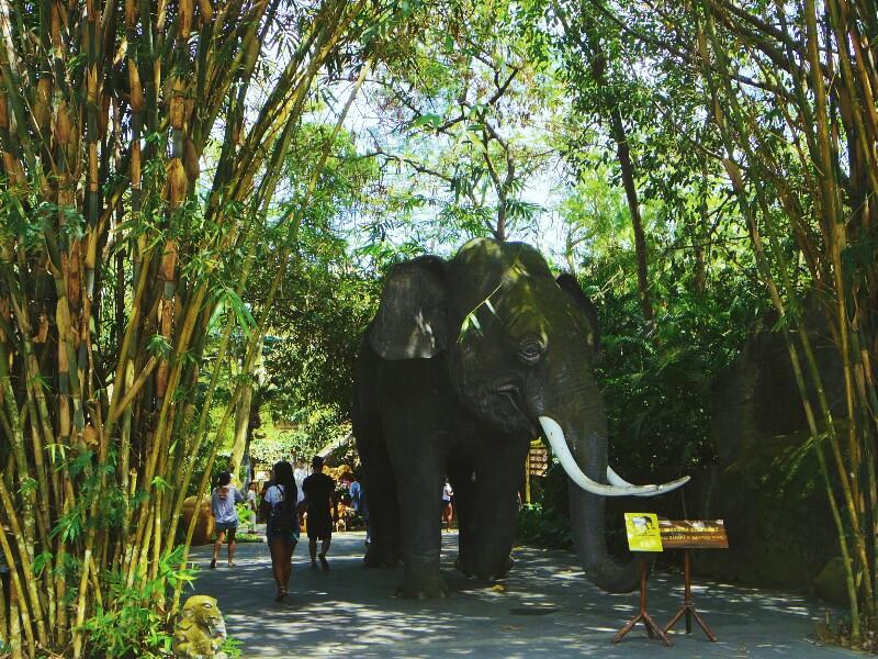 Topeng Kingdom Museum Angkut Kota Batu Travel Emil Bali Safari