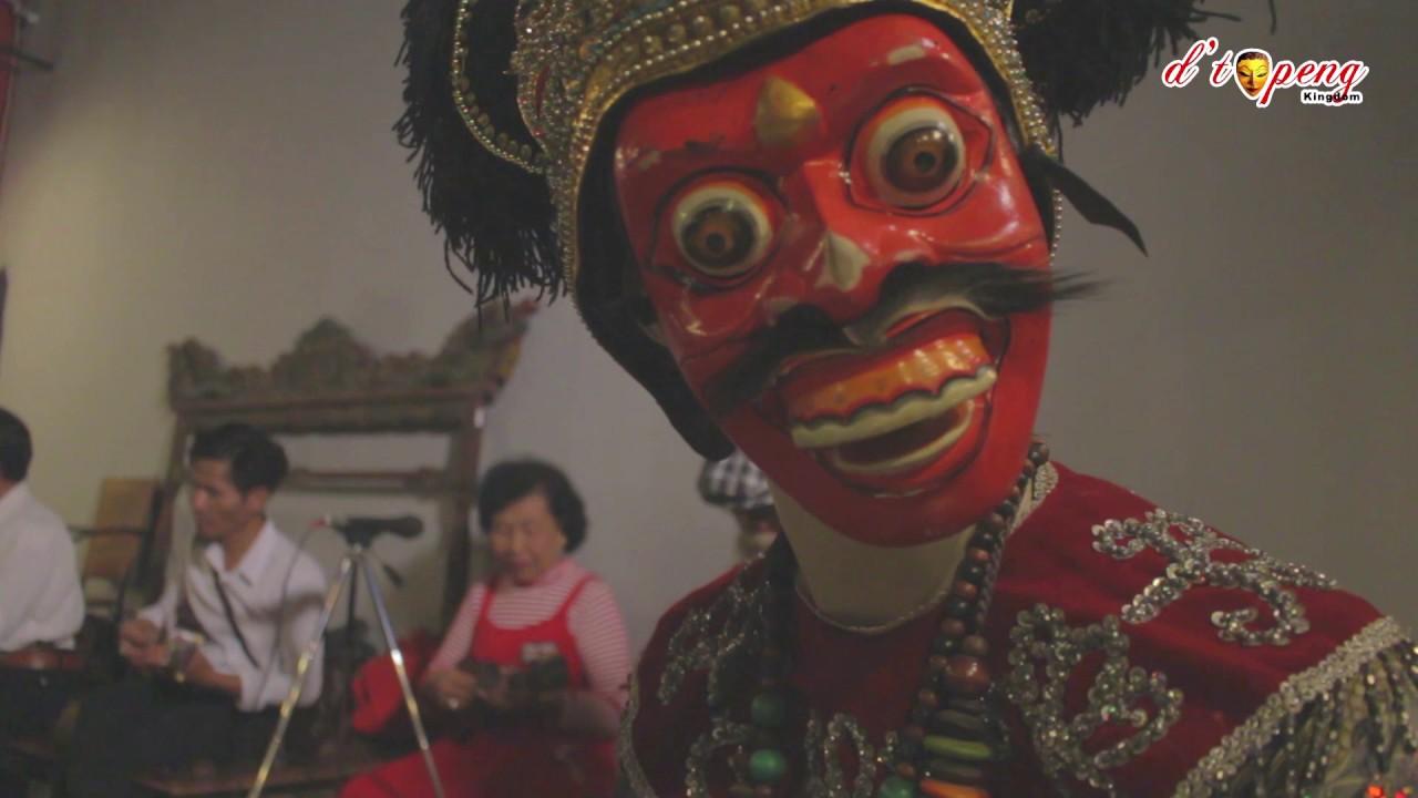 Topeng Kingdom Museum Budaya Nusantara Youtube Kota Batu