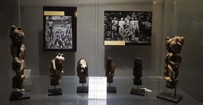Topeng Kingdom Museum Macigo Malang Kota Batu