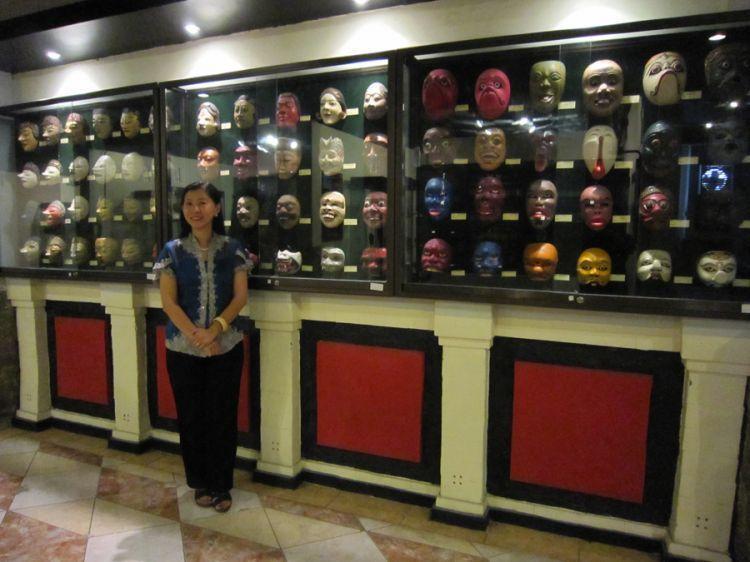 Topeng Museum Batu Malang East Java Www 2 Bp Blogspot