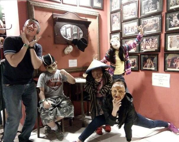 Topeng Museum Kingdom Kota Batu 2018 2019 2020 2021 2
