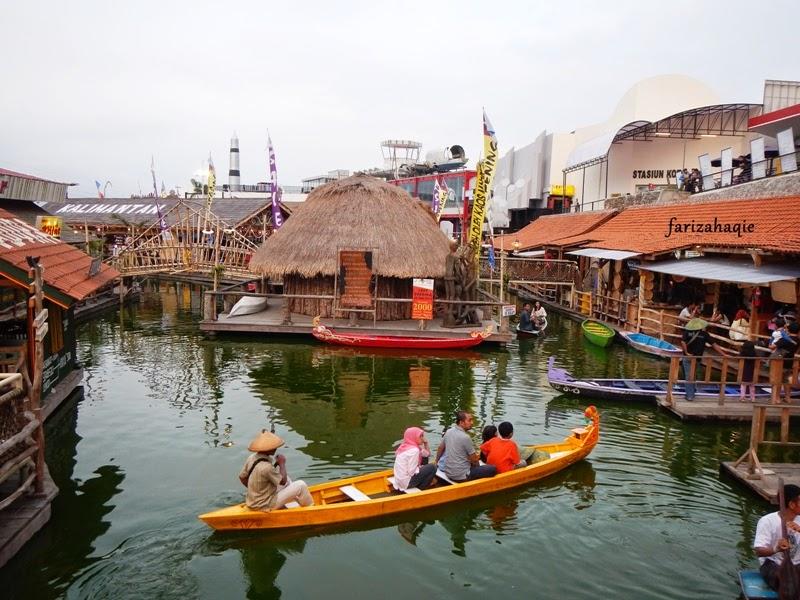 17 Tempat Wisata Terbaik Malang Yuk Piknik Pasar Apung Nusantara