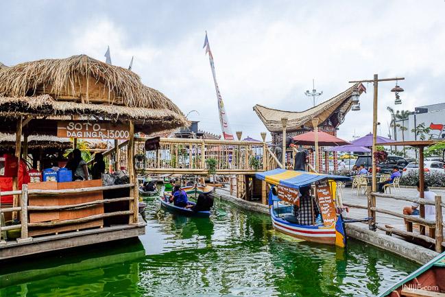 Berkas Pasar Apung Nusantara Batu Jpg Wikipedia Bahasa Indonesia Kota