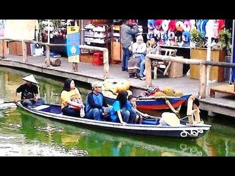 Floating Market Pasar Apung Museum Angkut Batu Malang Wisata Tourism