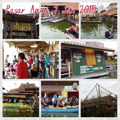 Jalan Malang Batu Bagian 2 Andrinden Pasar Apung Nusantara Kota