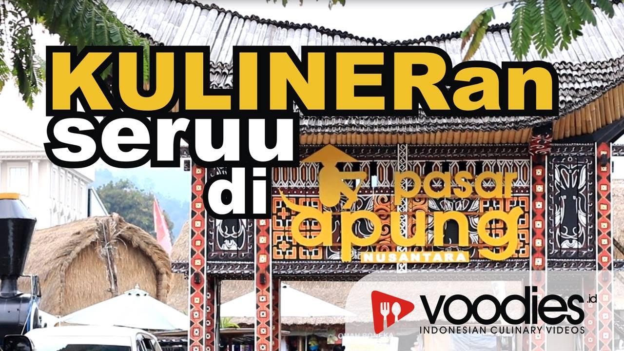 Kuliner Malang Kulineran Seru Pasar Apung Nusantara Museum Angkut Batu