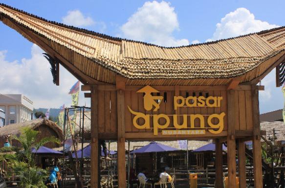 Lokasi Harga Tiket Masuk Pasar Apung Nusantara Batu Malang Serunya