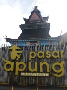Menjelajahi Pasar Apung Nusantara Museum Angkut Kota Batu Ransel Peri