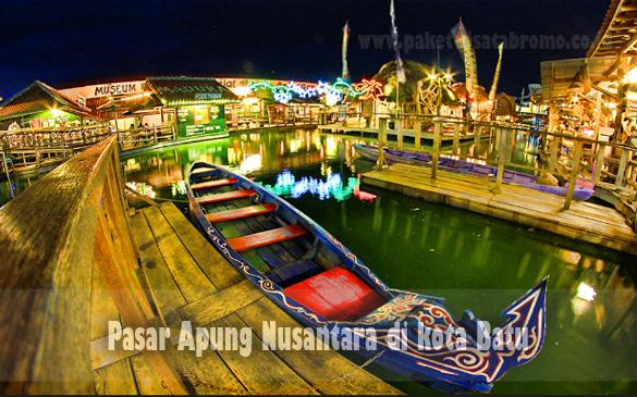 Pasar Apung Nusantara Kota Batu Paket Wisata Bromo Malang