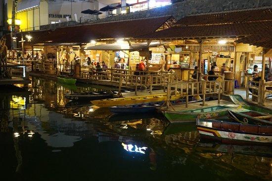 Pasar Apung Picture Museum Angkut Batu Tripadvisor Nusantara Kota