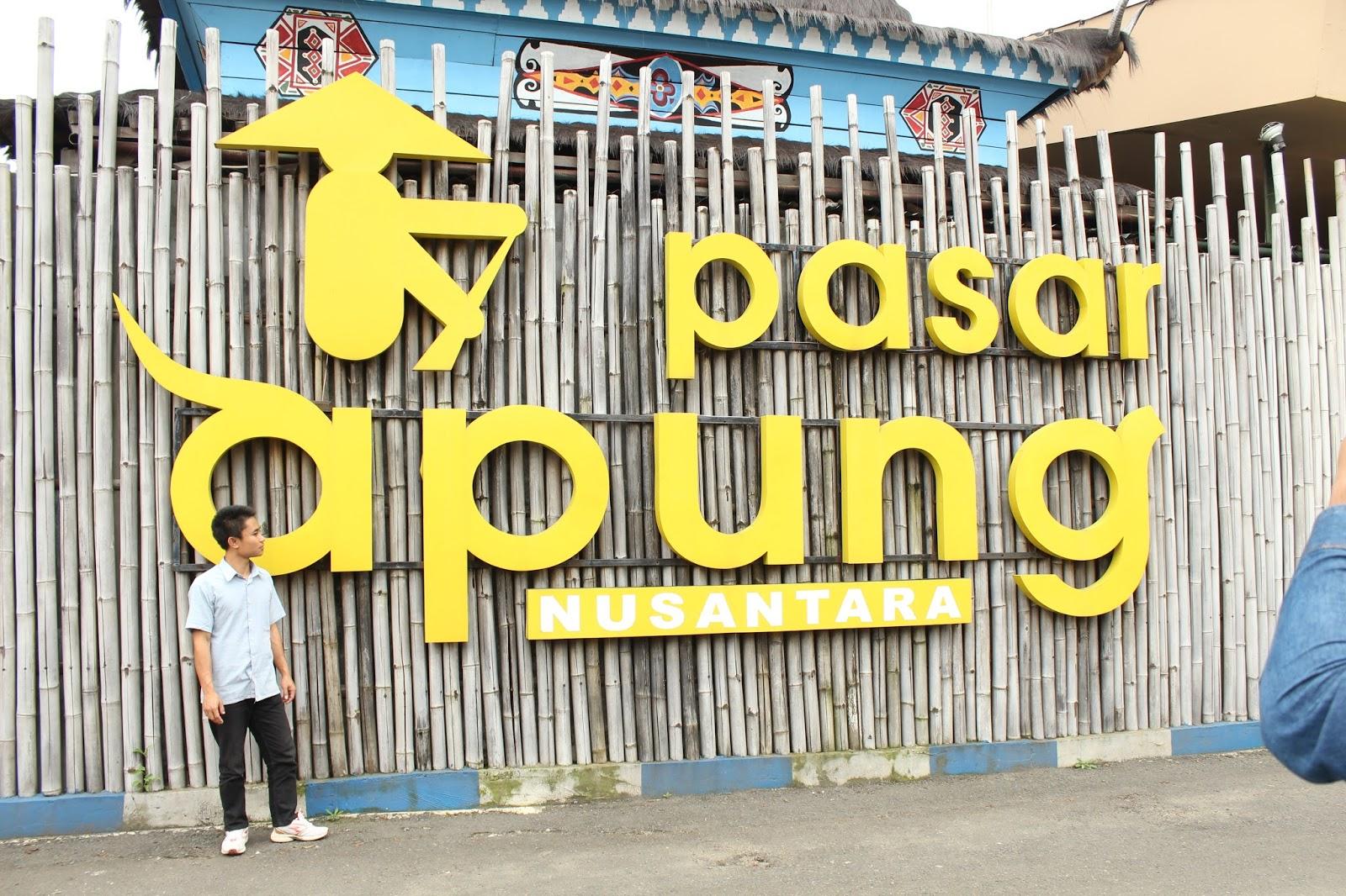 Petungkriyono Pasar Apung Nusantara Miniatur Indonesia Kota Batu Jawa Timur