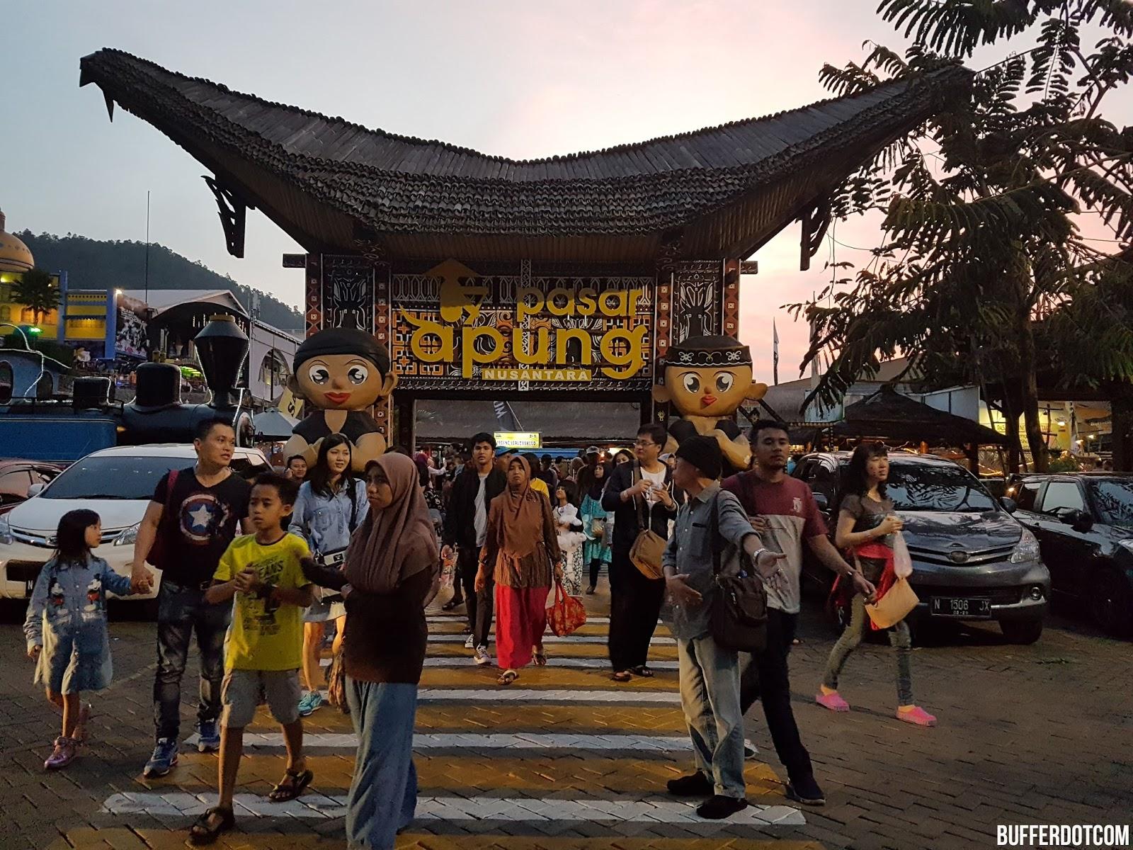 Travel Pasar Apung Nusantara Batu Malang Jawa Timur Bufferdotcom Sebenarnya