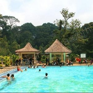 12 Foto Pemandian Air Panas Cangar Batu Malang Harga Tiket