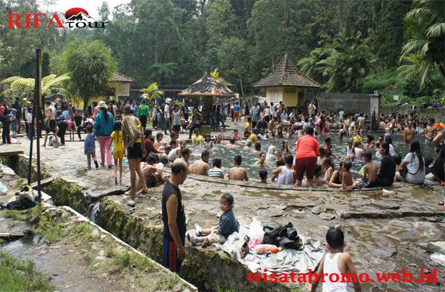Tempat Wisata Malang Kota Batu Pemandian Air Panas Cangar