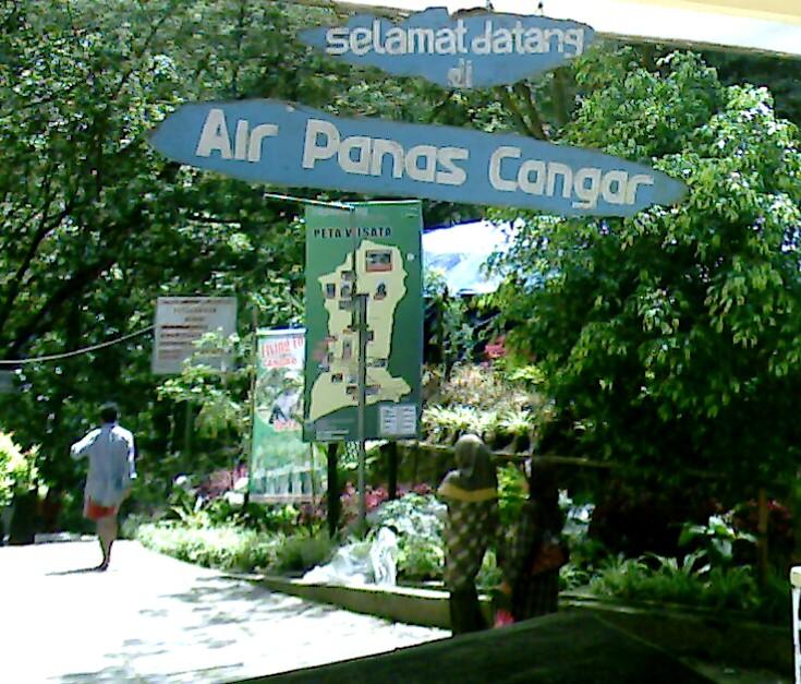 Wisata Malang Raya Pemandian Air Panas Cangar Kota Batu