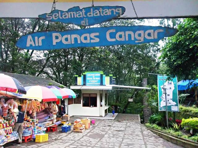 Wisata Pemandian Air Panas Cangar Pesona Alam Perbatasan Batu Malang
