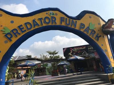10 Gambar Predator Fun Park Batu Malang Harga Tiket Masuk