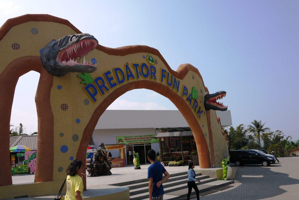 Harga Tiket Masuk Predator Fun Park Batu 2018 Htm Terbaru