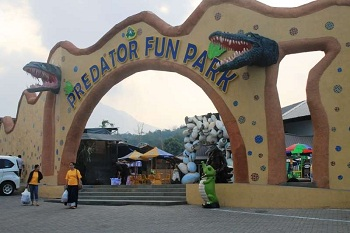 Harga Tiket Masuk Predator Fun Park Batu Bulan Maret 2018