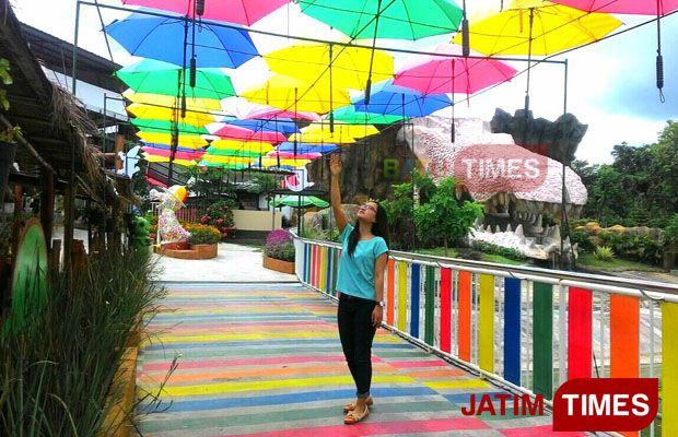 Jatim Park Group Buruan Payung Warna Predator Fun Spot Dbangun