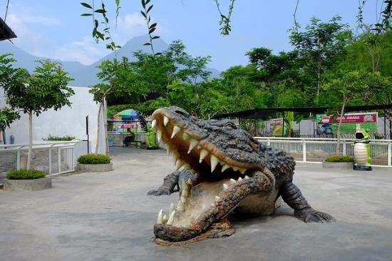 Kraithong Picture Predator Fun Park Batu Tripadvisor Kota