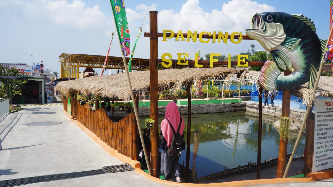 Lokasi Harga Tiket Masuk Predator Fun Park Malang Persembahan Wisata