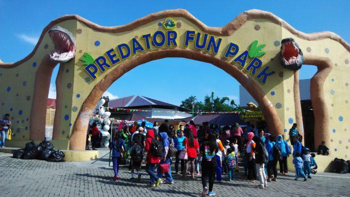 Mcw Desak Tinjau Izin Predator Fun Park Pemkot Perlu Perketat