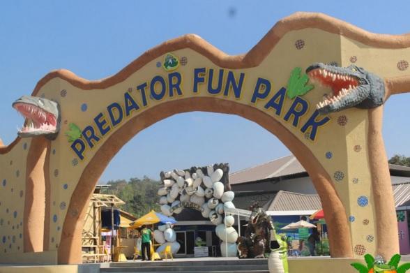 Predator Fun Park Batu Malang Ninis Yunita Kota