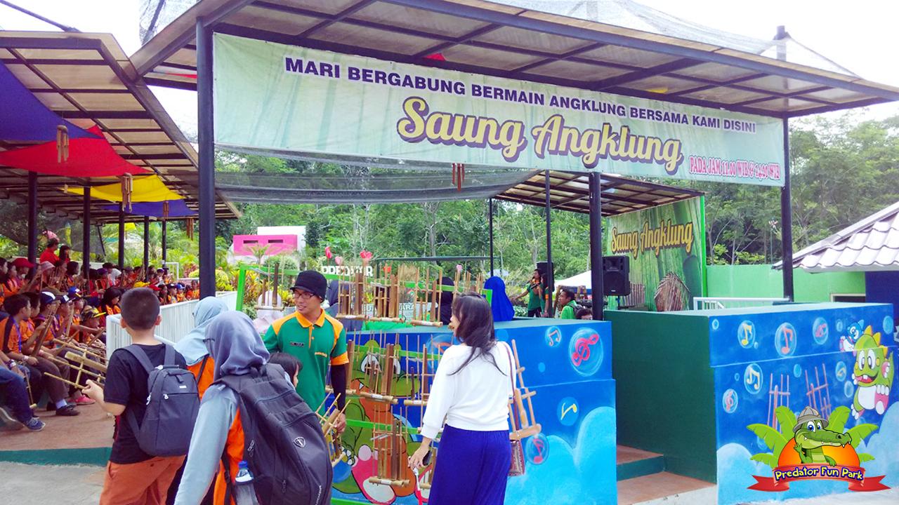 Predator Fun Park Jawa Timur Menikmati Keseruan Dunia Buaya Bisa