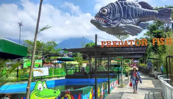 Predator Fun Park Junrejo Surabaya Foody Id Kota Batu