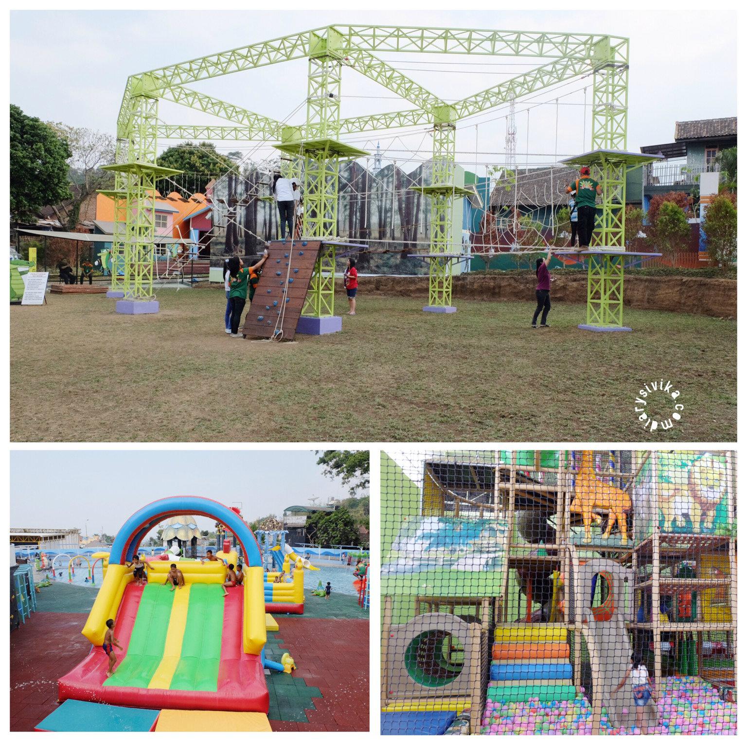 Predator Fun Park Kota Batu Menyeramkan Diarysivika Food Cocok Banget