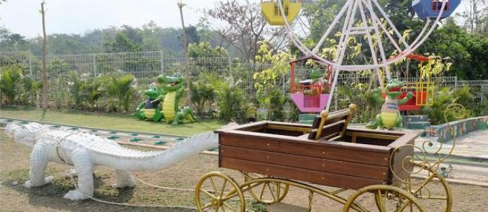 Predator Fun Park Kota Batu Travel Izy Malang Jalan Raya
