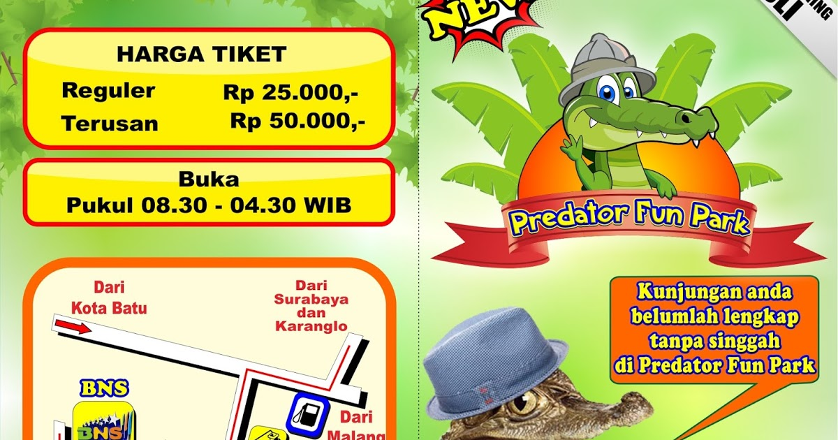Predator Fun Park Kota Batu
