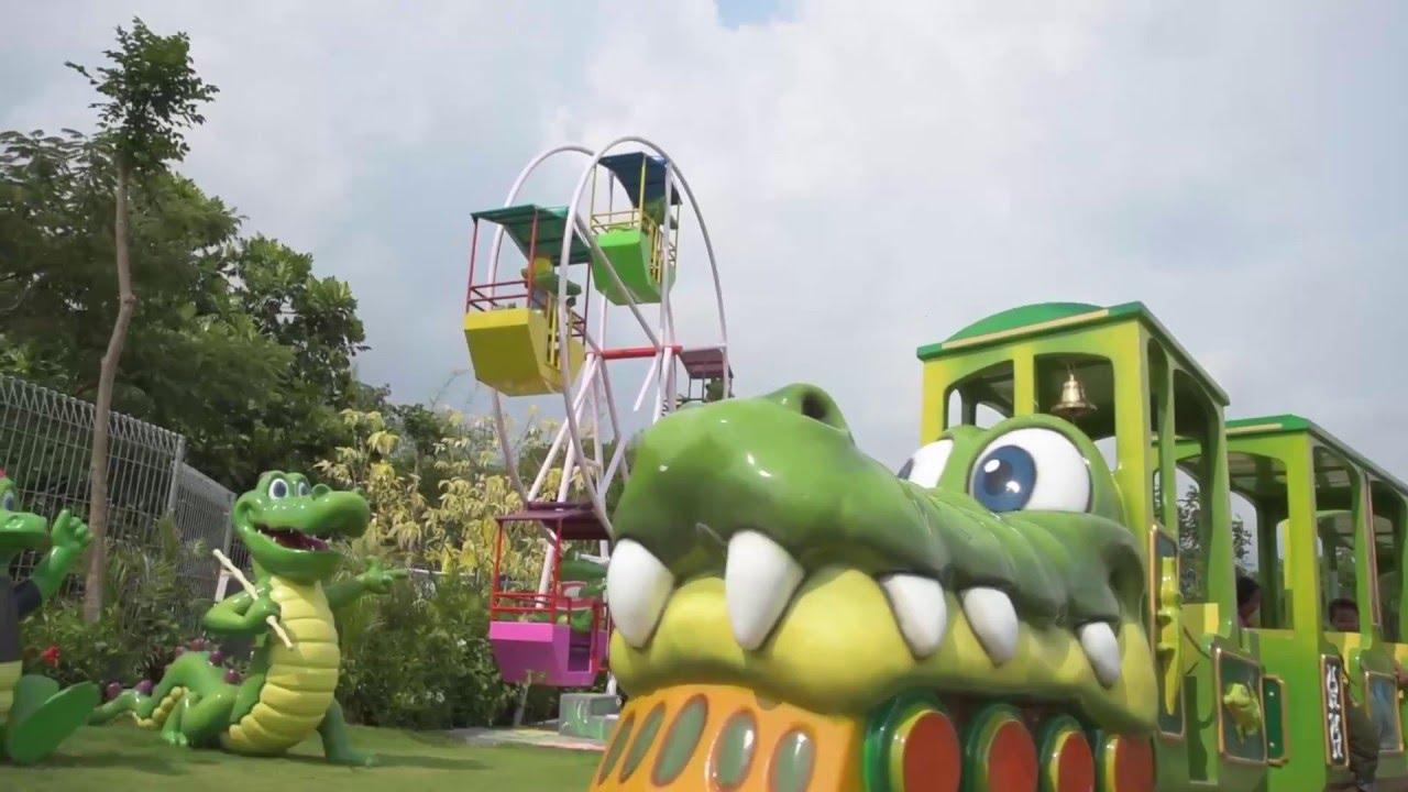 Predator Fun Park Kota Wisata Batu Jatimpark Youtube