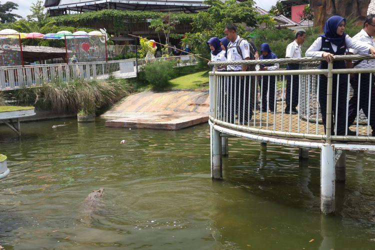 Predator Fun Park Malang Beri Diskon 10 Persen Pemegang Sejumlah