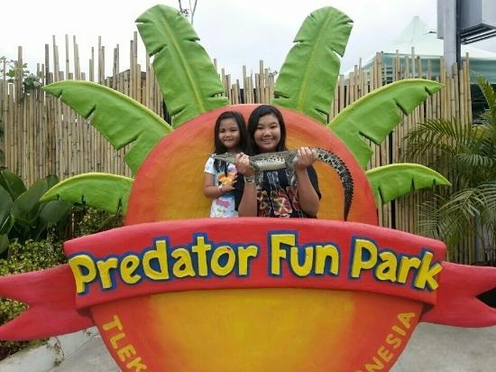 Predator Fun Park Picture Batu Tripadvisor Kota