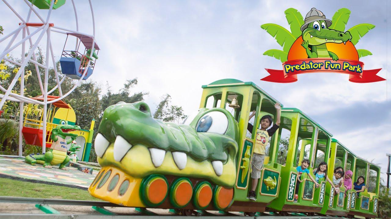 Wisata Predator Fun Park Batu Malang Catatan Kota