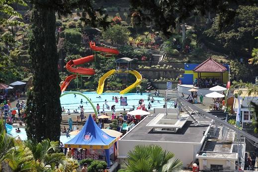 Alam Taman Rekreasi Selecta Kota Batu Malang Wisata